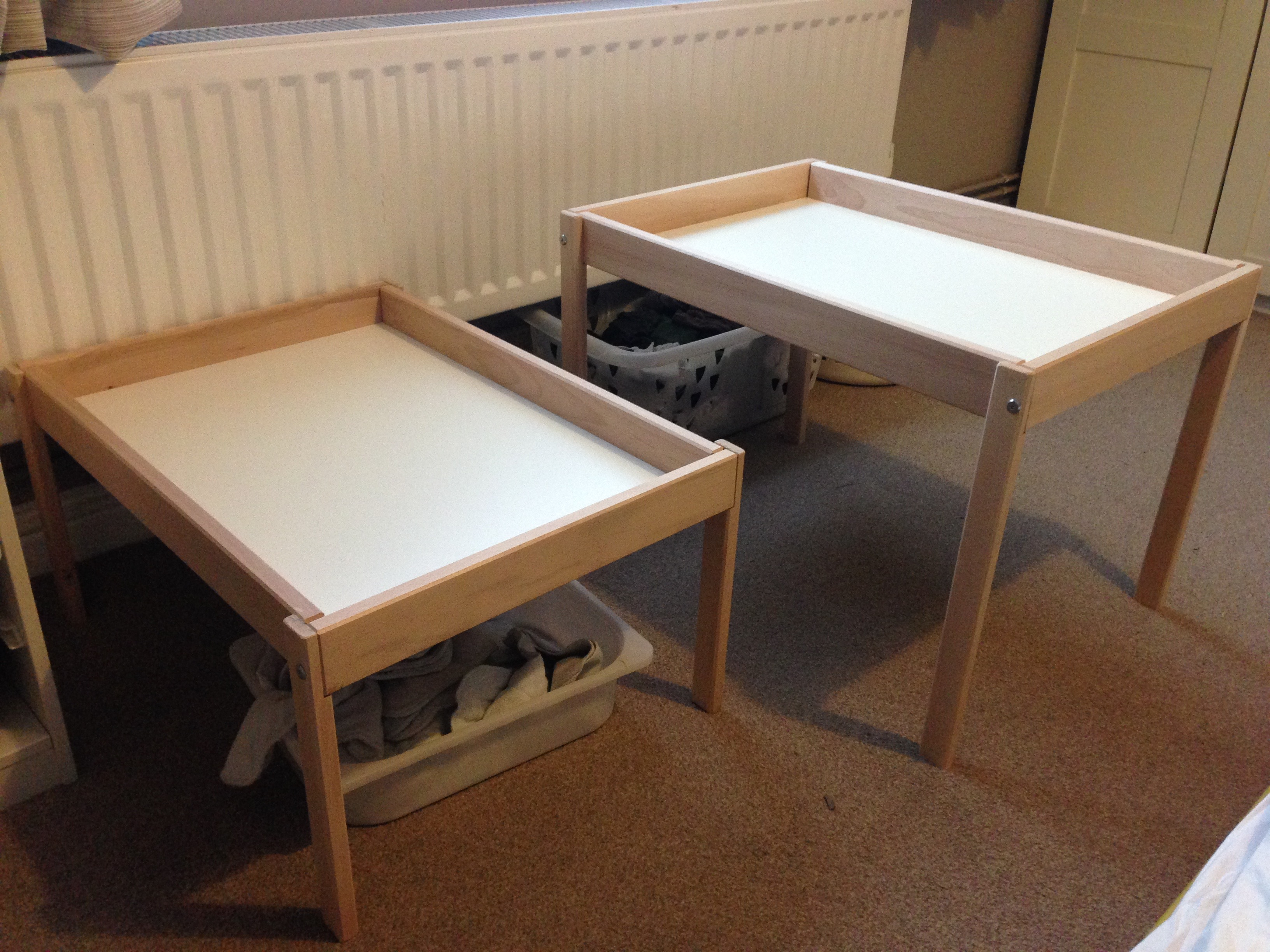 Sniglar changing table sniglar changing table ikea - Table a langer compact ...